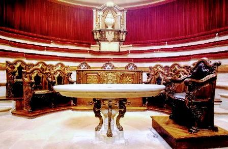 Anfiteatro de la Anatomia en el Raval