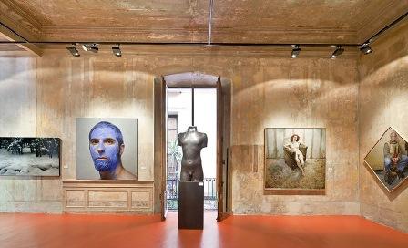 Arte contemporáneo figurativo en el MEAM de Barcelona