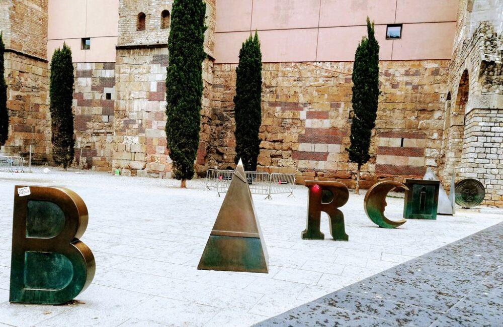 Barcino en el Barrio Gótico de Barcelona