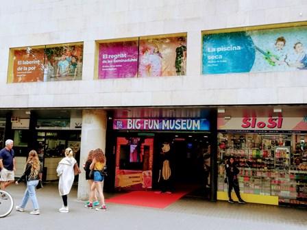Big Fun Museum en Las Ramblas