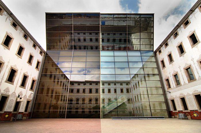 Centro Cultural Contemporáneo de Barcelona (CCCB)