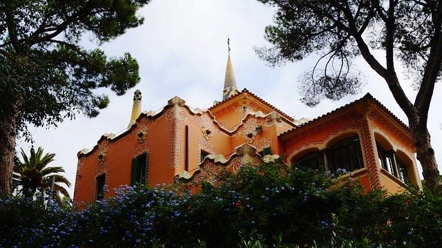 Casa-Museo de Gaudí en el Park Güell