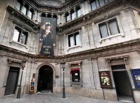 Edificio del Museo de Cera