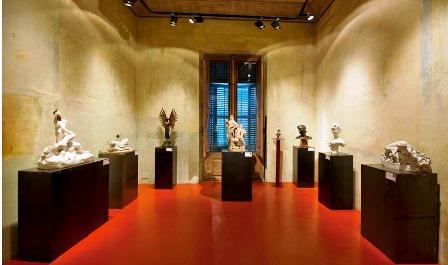 Escultura moderna del siglo XX en el MEAM de Barcelona