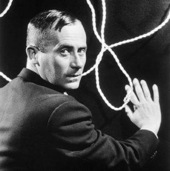 Foto de Joan Miró de la Fundación