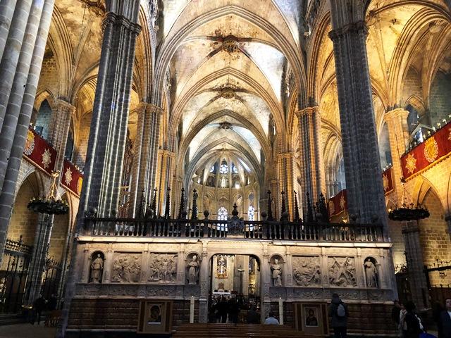 Visitar La Catedral De Barcelona Y Su Increible Terraza Experiencias Viajeras
