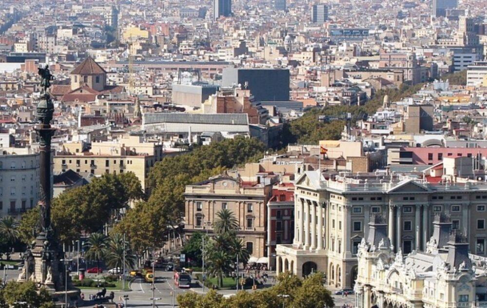 Las Ramblas de Barcelona