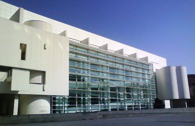 Museo de Arte Contemporáneo de Barcelona (MACBA)