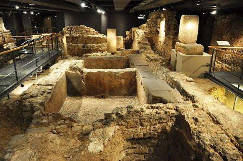 MUHBA ruinas romanas