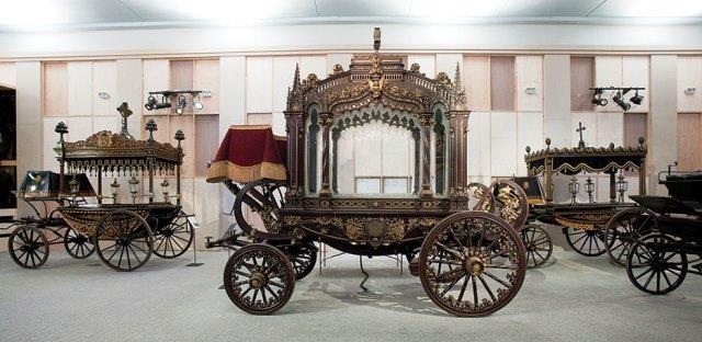 Museo de Carrozas Fúnebres de Barcelona