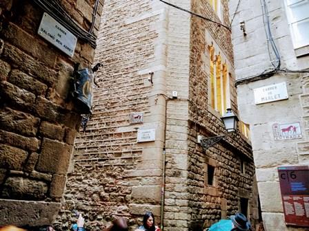 El Call, Barrio Judio de Barcelona