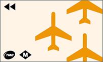 Billete del aeropuerto al centro de Barcelona