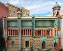 Casa Vicens de Gaudí en Barcelona