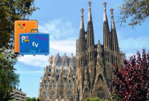 Experiencias Viajeras en Barcelona, día 1