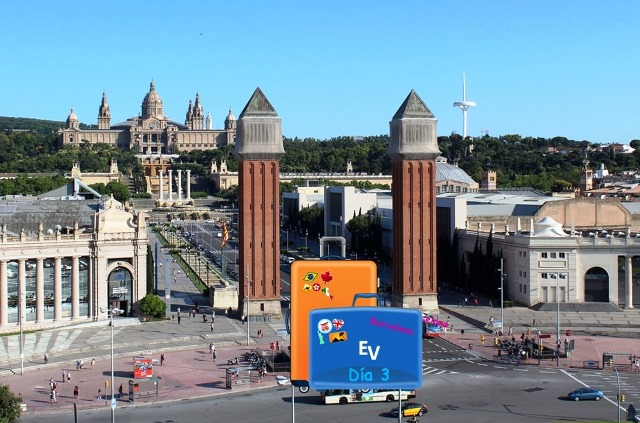 Experiencias Viajeras en Barcelona, día 3