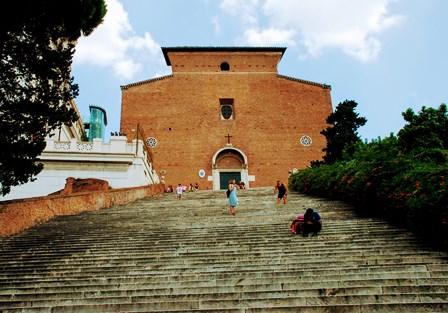 Iglesia de Santa María in Aracoeli en Roma