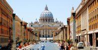 el Vaticano, Via della Conciliazione