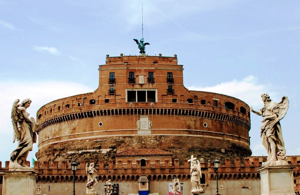 Castillo Sant Angelo Mausoleo Prisión Y Pasadizos Secretos Roma Experiencias Viajeras