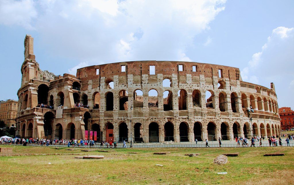 Cómo visitar el precioso Coliseo de Roma