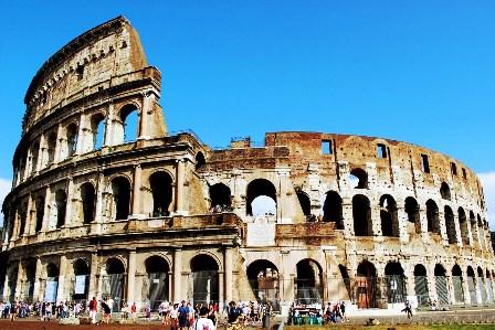 El Coliseo, Patrimonio de la Humanidad