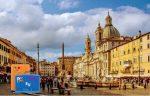 Experiencias Viajeras en Roma, ruta día 1