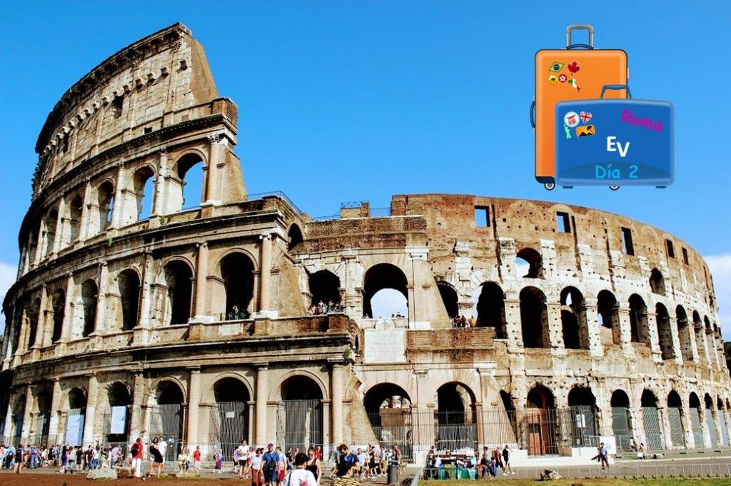 Viajar a Roma: Ruta de 4 días