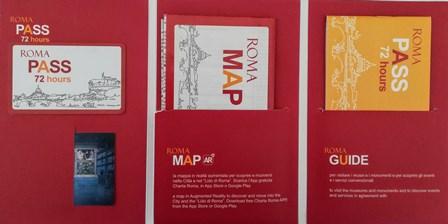 Kit tarjeta Roma Pass