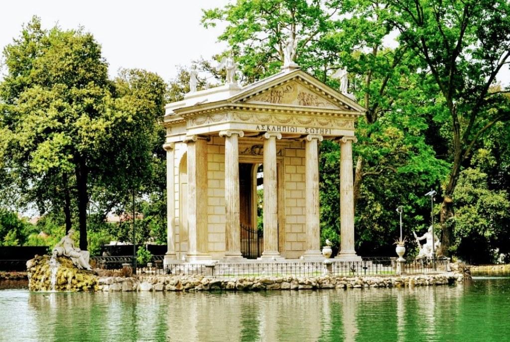 Parque de Villa Borghese