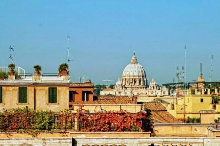 Las Mejores Vistas Panorámicas De Roma 12 Miradores