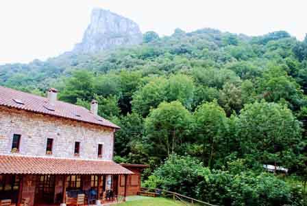 Albergue en Carreña de Cabrales (Picos de Europa)
