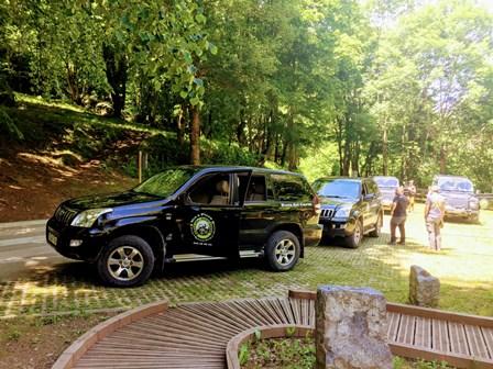 Aventura en jeep por los Picos de Europa