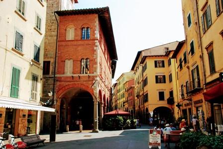 Calles de Pisa