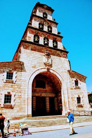 Iglesia en Cangas de Onís