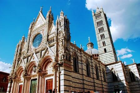Impresionante Duomo de Siena