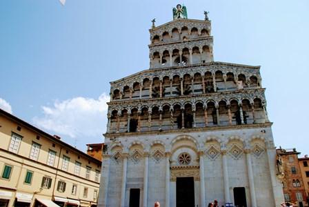 San Martino, la catedral de Lucca