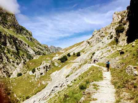 Ruta del Cares, Asturias