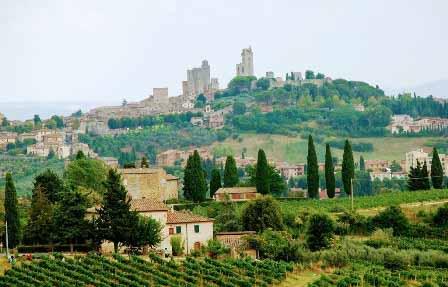 Torres de San Gimignano