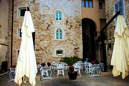 Acogedoras callejuelas de Split (Croacia)