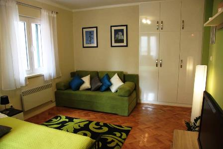 Apartamento Evergreen en Zadar (Croacia)