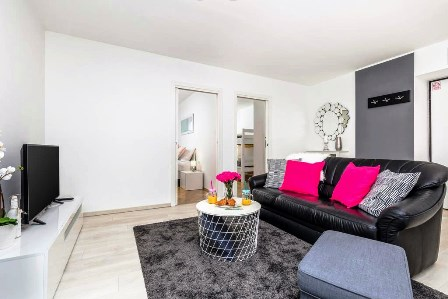 Precioso apartamento City Point en Rijeka (Croacia)