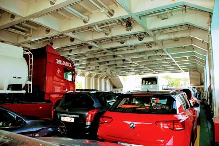 Cómo llegar en ferry a las islas de Croacia