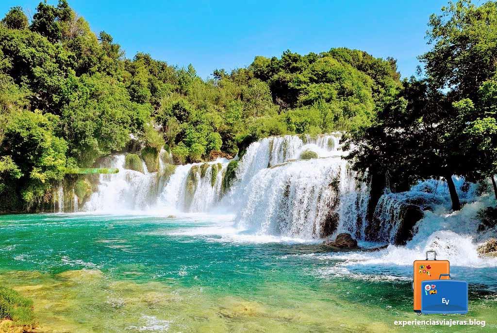 Parque Cómo visitar el Parque Nacional de Krka (Croacia)