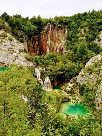 Viajar al Parque Nacional de los Lagos de Plitvice (Croacia)