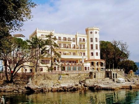 Hoteles de lujo en Opatija