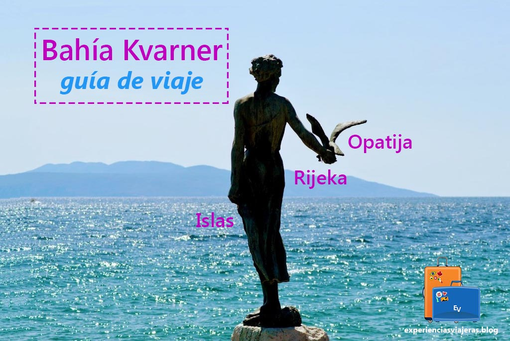Opatija, Rijeka e islas de la Bahía Kvarner, guía de viaje (Croacia)