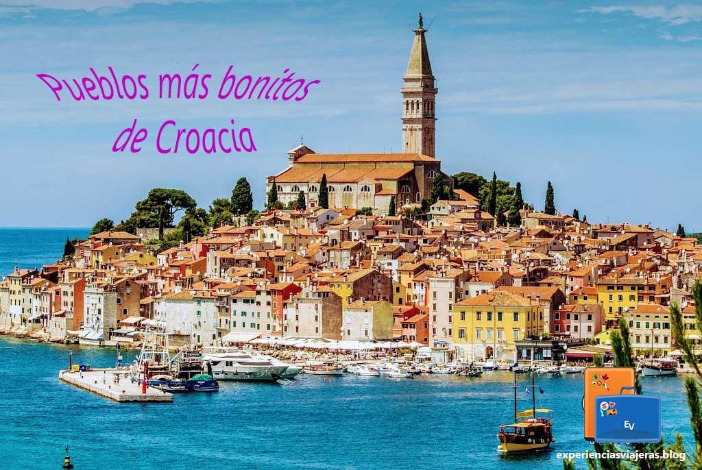 Pueblos más bonitos de Croacia