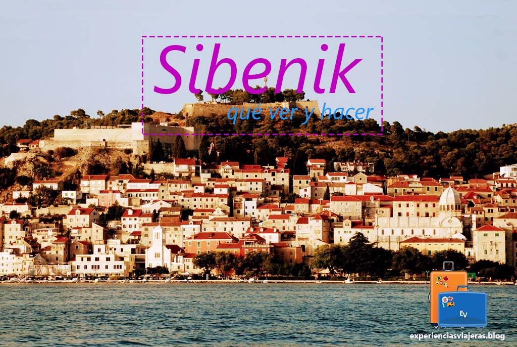 Sibenik, qué ver y hacer, guía de viaje (Croacia)
