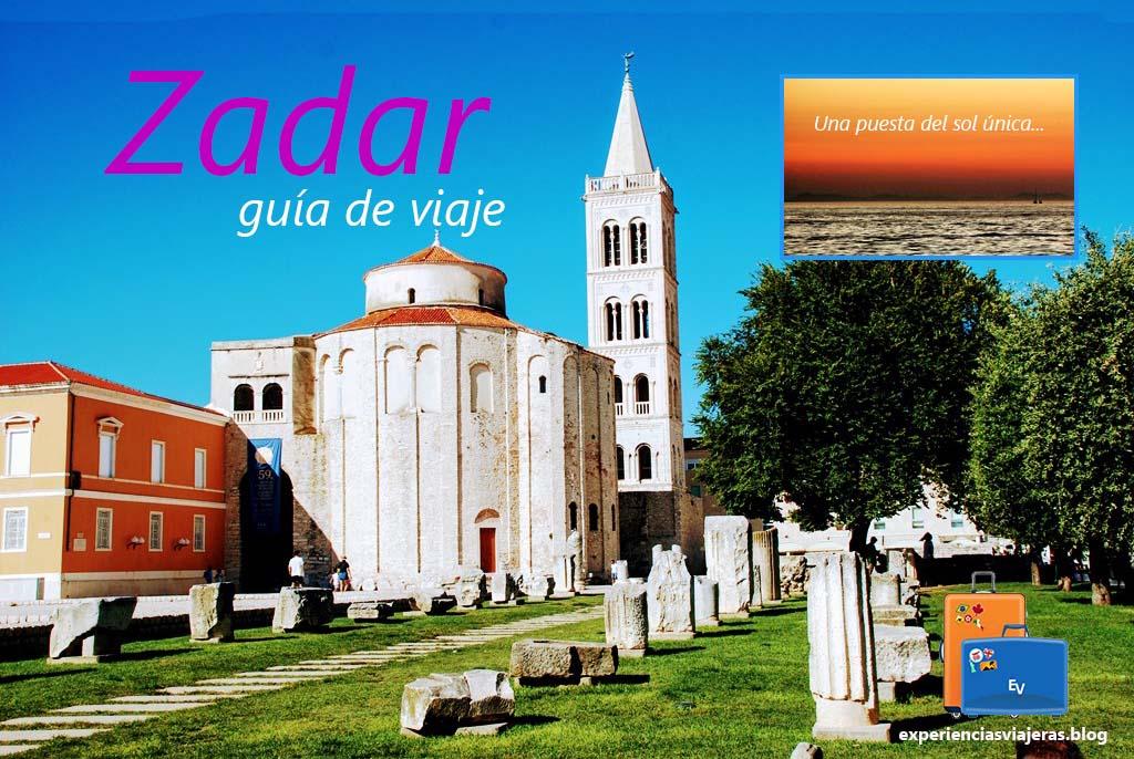 Guía de Viaje de Zadar: qué ver y hacer