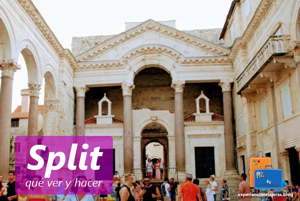 Split, qué ver y hacer. Guía de viaje (Croacia)