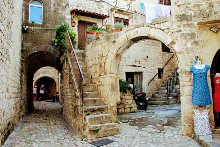 Preciosos recovecos en Trogir (Croacia)